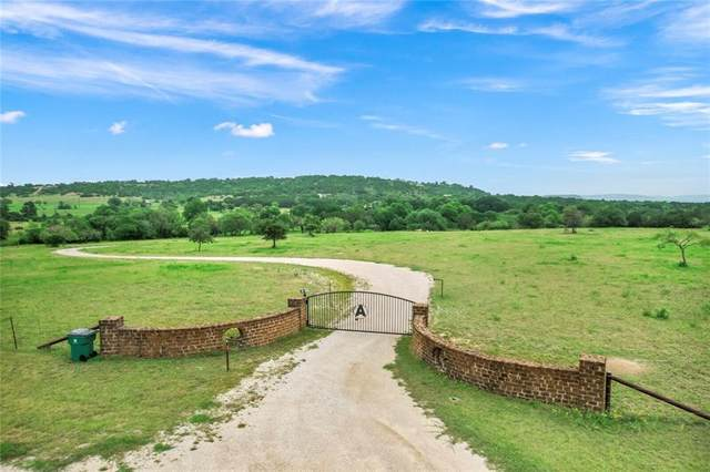 121 Dog Run, Burnet, TX 78611 (#6958939) :: Papasan Real Estate Team @ Keller Williams Realty