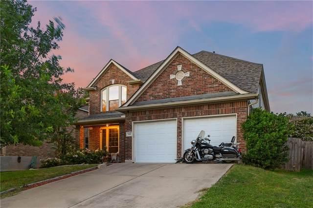 500 Red Hawk Dr, Leander, TX 78641 (#6959148) :: Papasan Real Estate Team @ Keller Williams Realty