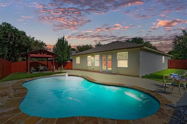 202 Hickory Tree Dr, Georgetown, TX 78626 (#6960380) :: Papasan Real Estate Team @ Keller Williams Realty