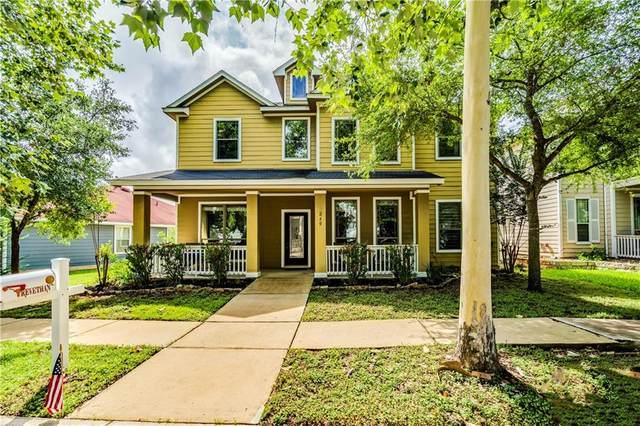 240 Skinner, Kyle, TX 78640 (#6960526) :: Papasan Real Estate Team @ Keller Williams Realty