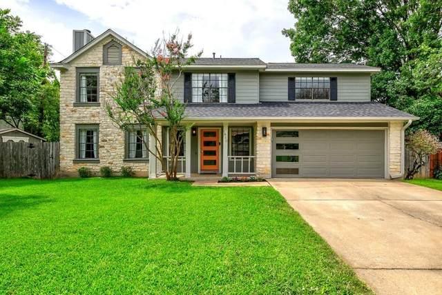 1810 Hunters Trl, Round Rock, TX 78681 (#6960868) :: Papasan Real Estate Team @ Keller Williams Realty