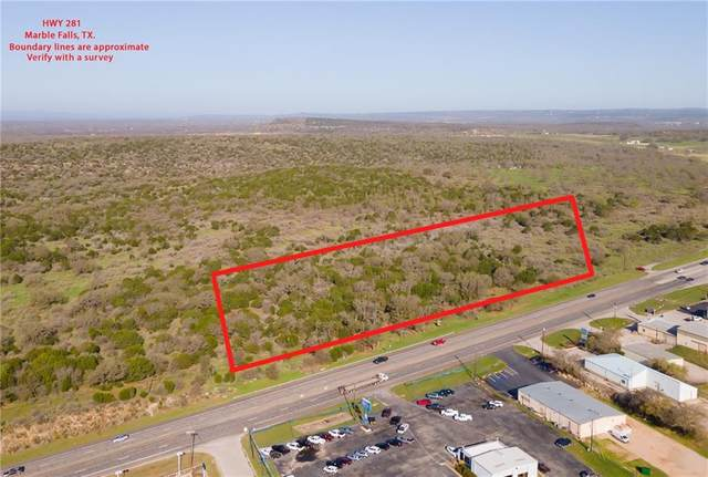 000 Us Hwy 281 Highway N, Marble Falls, TX 78654 (#6961025) :: The Perry Henderson Group at Berkshire Hathaway Texas Realty