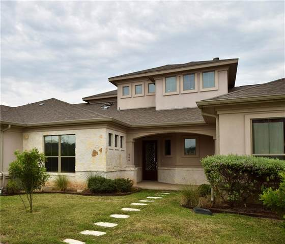 444 Stagecoach Trl, San Marcos, TX 78666 (#6961239) :: Front Real Estate Co.