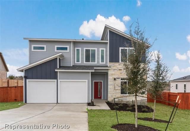 10909 Charger Way, Manor, TX 78653 (MLS #6961694) :: Brautigan Realty