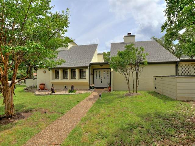 56 Casa Verde #56, Lakeway, TX 78734 (#6967348) :: Ben Kinney Real Estate Team