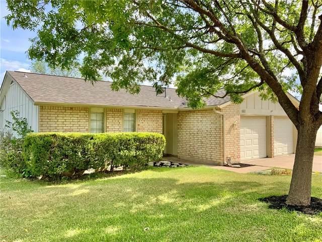 801 Cactus Dr, Round Rock, TX 78681 (#6968787) :: Papasan Real Estate Team @ Keller Williams Realty