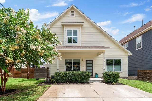3010 Neal St, Austin, TX 78702 (#6969430) :: Papasan Real Estate Team @ Keller Williams Realty