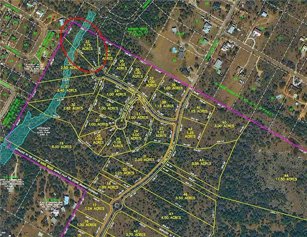 Lot 33 Trophy Oak Trl, Marble Falls, TX 78654 (#6970278) :: All City Real Estate