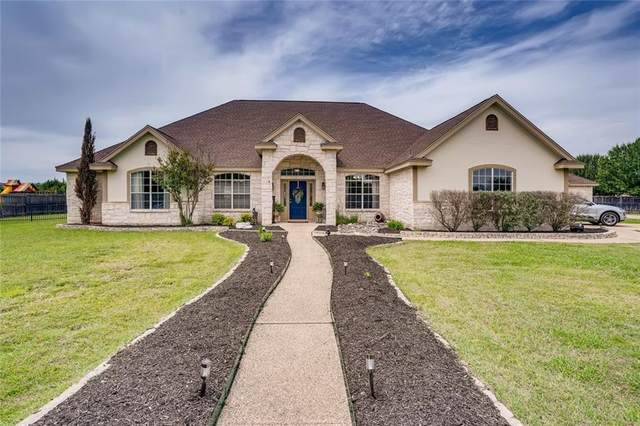 124 Waterford Ln, Georgetown, TX 78628 (#6970758) :: Papasan Real Estate Team @ Keller Williams Realty