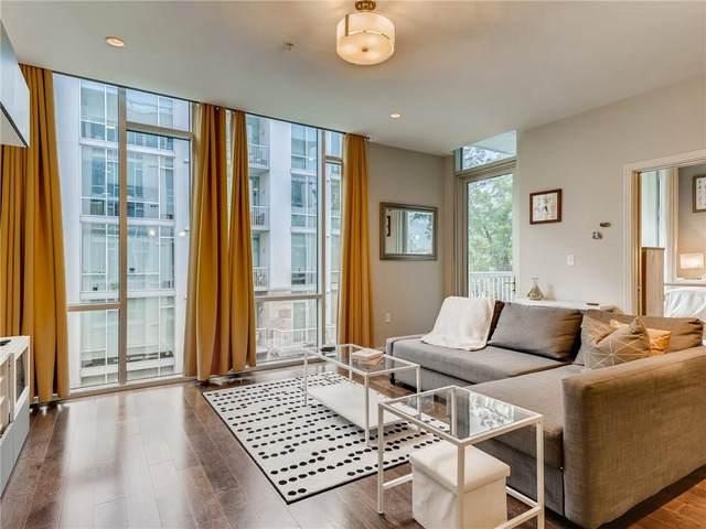 1600 Barton Springs Rd #2302, Austin, TX 78704 (MLS #6976835) :: Vista Real Estate