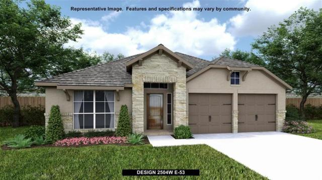 2401 Burberry Ln, Leander, TX 78641 (#6980258) :: The Gregory Group