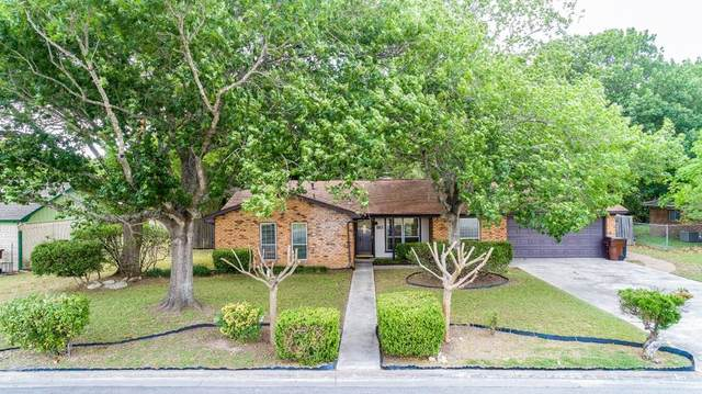 911 Center St, Lockhart, TX 78644 (#6981266) :: Realty Executives - Town & Country