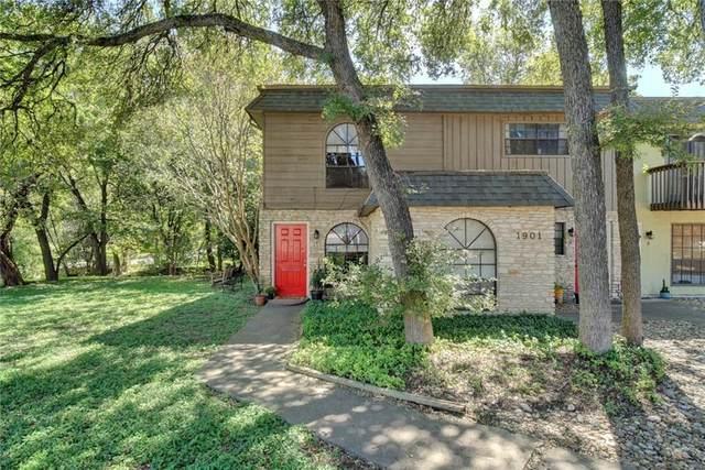 1901 Glen Allen St #1, Austin, TX 78704 (#6981874) :: Green City Realty