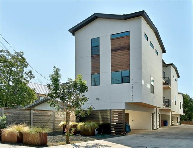 1128 Chicon St #200, Austin, TX 78702 (#6983029) :: Front Real Estate Co.
