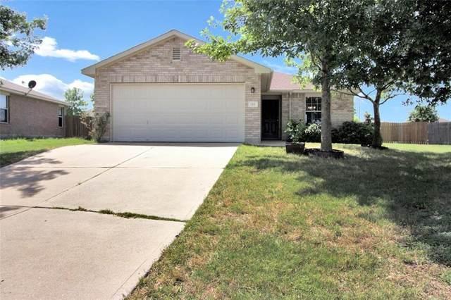120 Brickyard Ln, Jarrell, TX 76537 (MLS #6985254) :: Green Residential