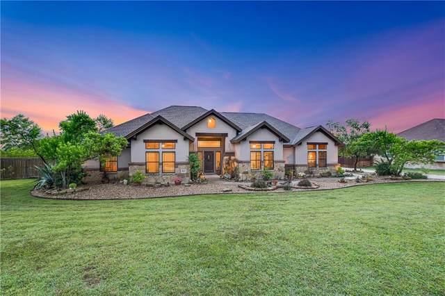 201 Howard Ln, Liberty Hill, TX 78642 (#6989868) :: Papasan Real Estate Team @ Keller Williams Realty