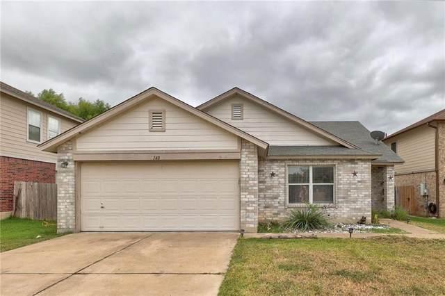 140 Vicksburg Loop, Elgin, TX 78621 (#6995604) :: Papasan Real Estate Team @ Keller Williams Realty