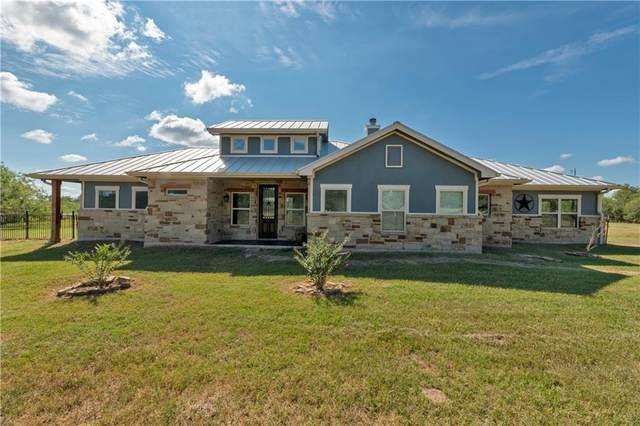 1840 Sandy Creek Rd, Red Rock, TX 78662 (#6996261) :: Sunburst Realty