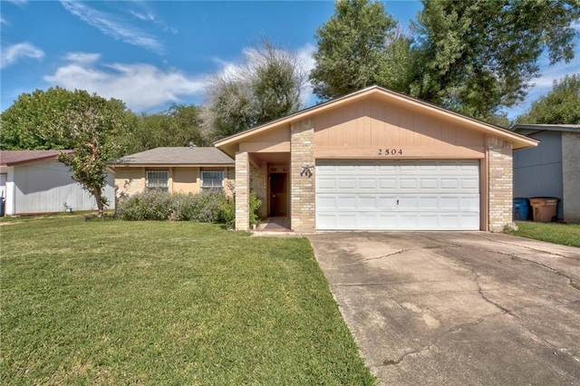 2504 E Stassney Ln, Austin, TX 78744 (#6996703) :: Papasan Real Estate Team @ Keller Williams Realty