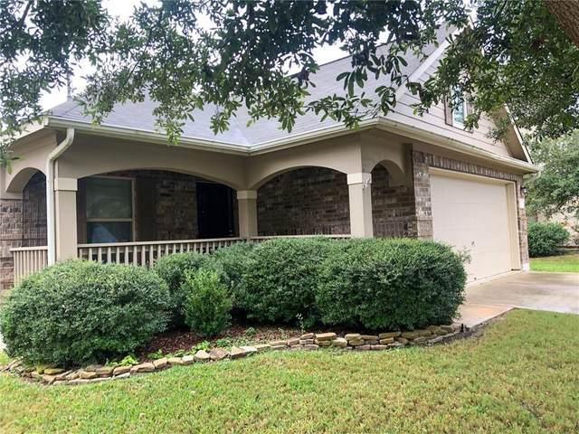587 Travertine Trl, Buda, TX 78610 (#6997897) :: Papasan Real Estate Team @ Keller Williams Realty