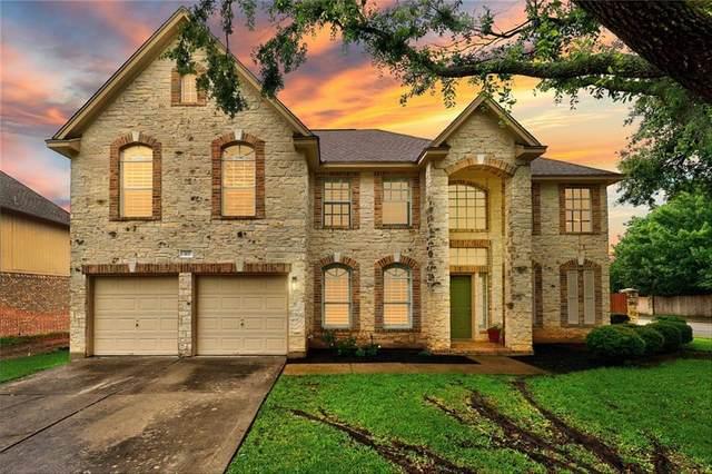 313 N Carriage Hills Dr, Georgetown, TX 78626 (#6998304) :: Sunburst Realty