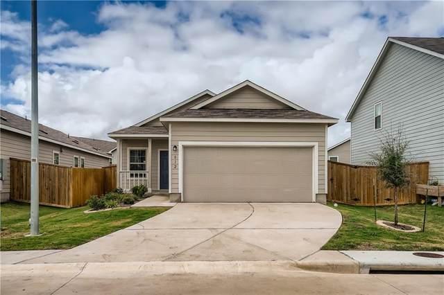 812 Circle Way 25H, Jarrell, TX 76537 (#6999986) :: First Texas Brokerage Company