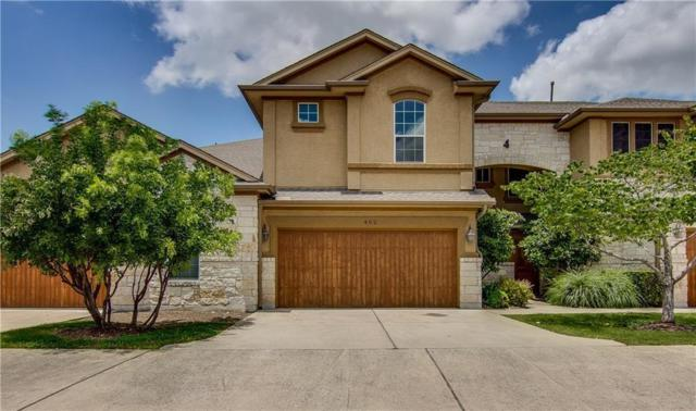 2210 Onion Creek Pkwy #402, Austin, TX 78747 (#7002688) :: Watters International