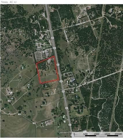 3442 N Us Highway 281 Highway, Burnet, TX 78611 (#7003455) :: Empyral Group Realtors
