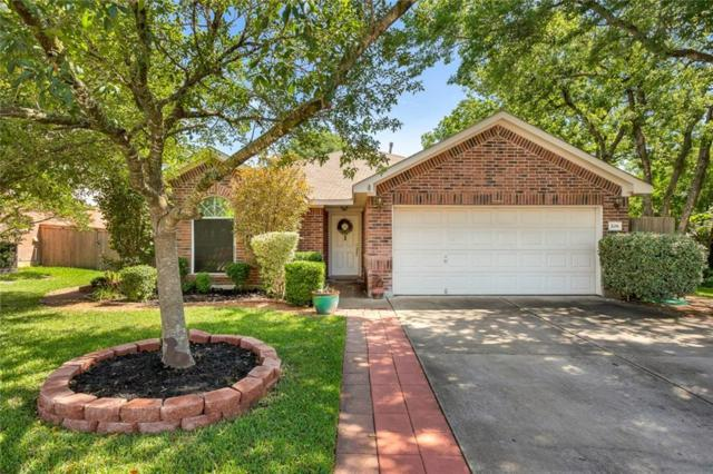 206 E Oxford Dr, Pflugerville, TX 78660 (#7003919) :: The Gregory Group