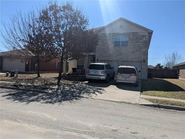 216 Mossy Rock Dr, Hutto, TX 78634 (#7003947) :: Papasan Real Estate Team @ Keller Williams Realty