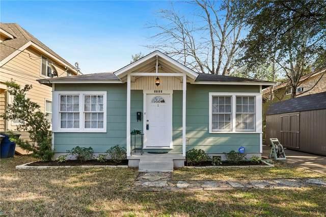 5705 Woodrow Ave, Austin, TX 78756 (#7005214) :: Ben Kinney Real Estate Team