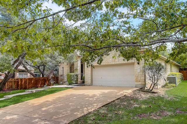 1208 Sutter Creek Trl, Austin, TX 78717 (#7005732) :: Resident Realty