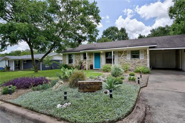 8507 Brookfield Dr, Austin, TX 78758 (#7007645) :: The Gregory Group