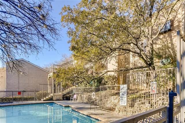 6600 Valleyside Rd C-12, Austin, TX 78731 (#7007828) :: Papasan Real Estate Team @ Keller Williams Realty