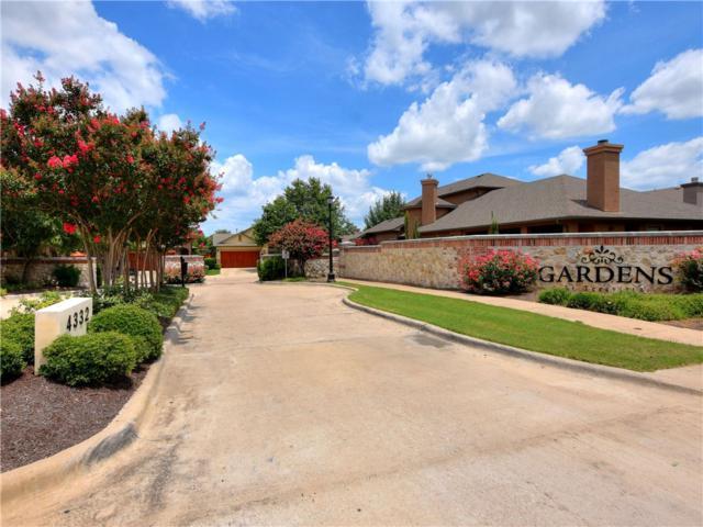 4332 Teravista Club Dr #8, Round Rock, TX 78665 (#7008156) :: Realty Executives - Town & Country
