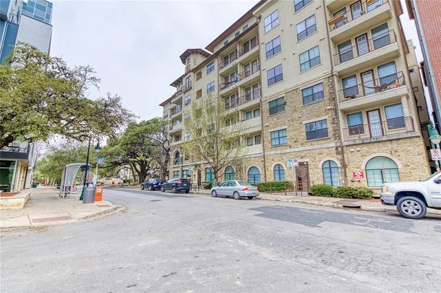 2505 San Gabriel St #306, Austin, TX 78705 (#7013324) :: Zina & Co. Real Estate