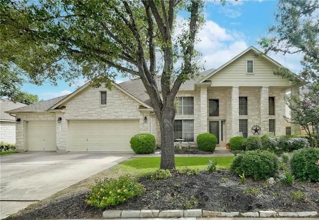 1711 Fall Creek Dr, Cedar Park, TX 78613 (#7014457) :: Papasan Real Estate Team @ Keller Williams Realty