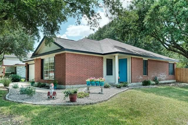 3100 Kissatchie Trl, Round Rock, TX 78664 (#7014934) :: Papasan Real Estate Team @ Keller Williams Realty