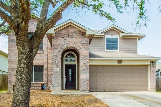 1504 Lorson Loop, Round Rock, TX 78665 (#7016701) :: Papasan Real Estate Team @ Keller Williams Realty