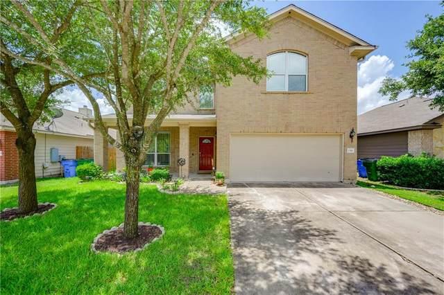 13321 Indian Oak Bnd, Manor, TX 78653 (#7017725) :: Papasan Real Estate Team @ Keller Williams Realty