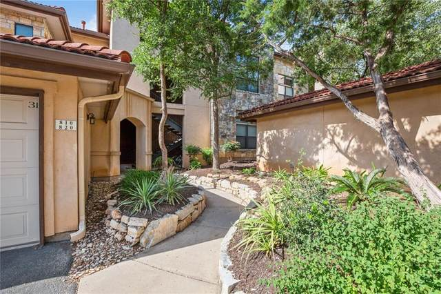 300 San Gabriel Village Blvd #820, Georgetown, TX 78626 (#7018009) :: Papasan Real Estate Team @ Keller Williams Realty