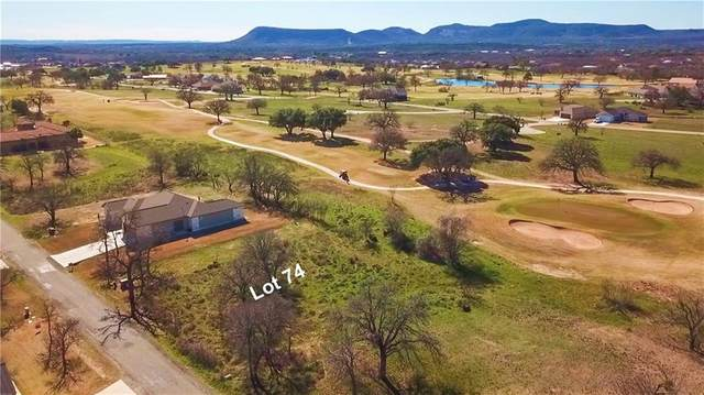 Lot 74 Chesterfield Dr, Kingsland, TX 78639 (#7019079) :: Green City Realty
