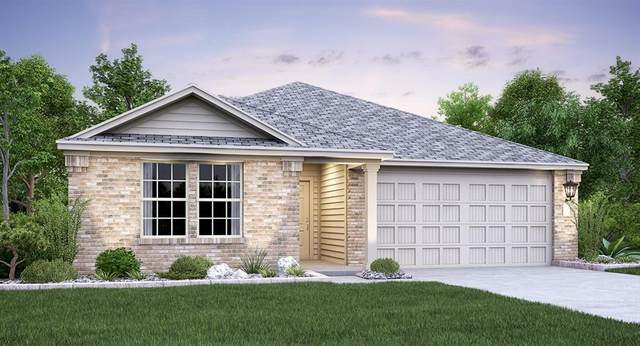 405 Baxendale St, Hutto, TX 78634 (#7021371) :: The Perry Henderson Group at Berkshire Hathaway Texas Realty