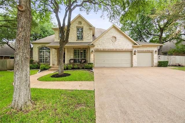 8704 Sea Ash Cir, Round Rock, TX 78681 (#7023115) :: Ben Kinney Real Estate Team