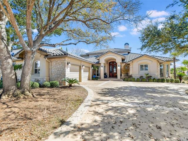 36 SE Applehead Island Dr, Horseshoe Bay, TX 78657 (#7023469) :: Zina & Co. Real Estate