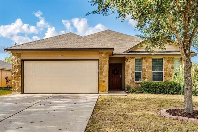 1168 Twin Cv, Kyle, TX 78640 (#7024189) :: 10X Agent Real Estate Team