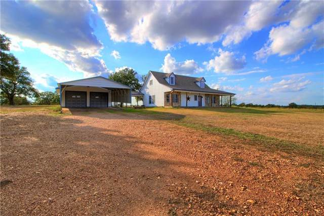 1034 County Road 202, Paige, TX 78659 (#7024564) :: The Perry Henderson Group at Berkshire Hathaway Texas Realty