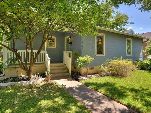 5709 Avenue D, Austin, TX 78752 (#7026484) :: Ana Luxury Homes