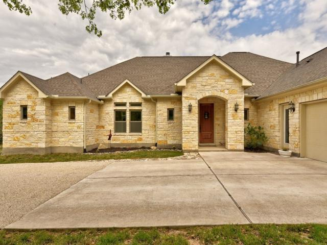 255 N Showhorse Dr, Liberty Hill, TX 78642 (#7029913) :: Zina & Co. Real Estate