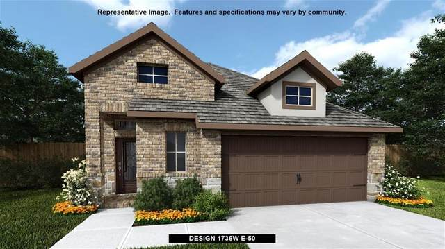 234 Freeman Loop, Liberty Hill, TX 78642 (#7033458) :: All City Real Estate
